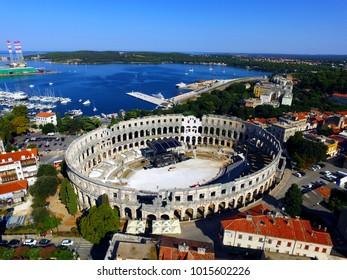 Arena Pula - Roman Amphitheatre