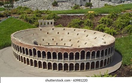 Arena - Verona - I century