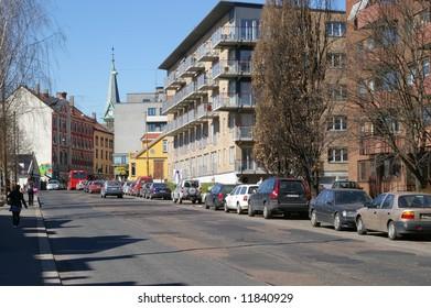 Arendalsgata in Oslo