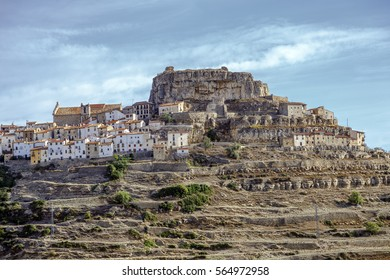 Ares del Maestrazgo is a medieval city of high cultural and historic interest in the province of Valencia, Spain