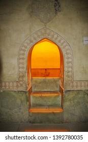 Arg Citadel in Shiraz city, Iran