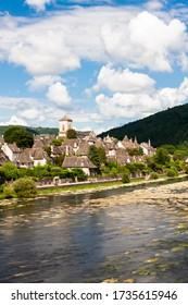 Argentat sur Dordogne in France