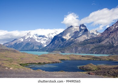 argentina, land of fire/lake and mountains/