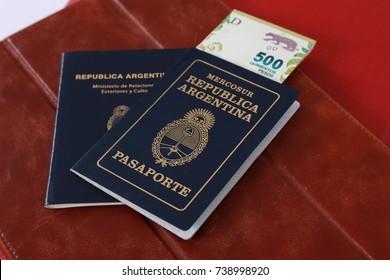 argentine passport