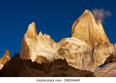 Argentine Patagonian Mountains