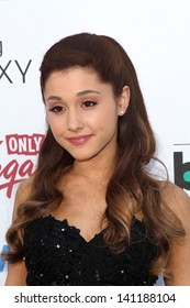 Ariana Grande at the 2013 Billboard Music Awards Arrivals, MGM Grand, Las Vegas, NV 05-19-13