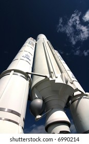 Ariane 5 ESA space-rocket