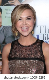 "Arielle Kebbel at the Pan-African Film Festival ""Think Like A Man"" Premiere, Arclight, Hollywood, CA 02-09-12"