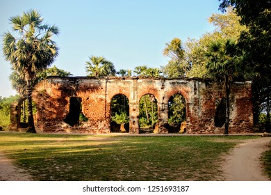 Arikamedu is an archaeological site in Southern India, in Kakkayanthope, Ariyankuppam Commune, Puducherry