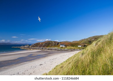 Arisaig beach, Highlands, Scotland, United Kingdom, Europe
