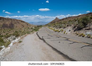 Arizona Desert Highway Road Trip
