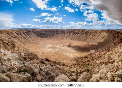 Arizona Meteor Crater, USA