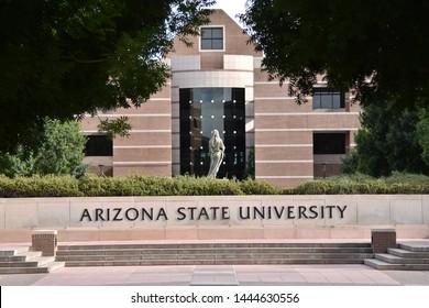 Arizona State University West Campus Glendale Arizona 7/7/19