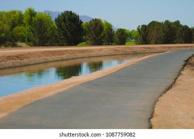 Arizona Water Canals