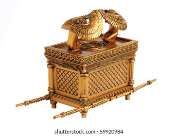 Ark of the Covenant.  The best known item in the Tabernacle, renowned for its mysterious powers.