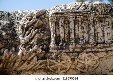 Ark of the Covenant in Capernaum, Israel
