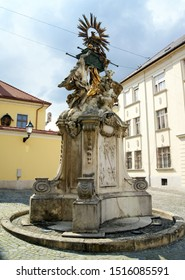 Ark of the Covenant Monument, Gyor, Hungary