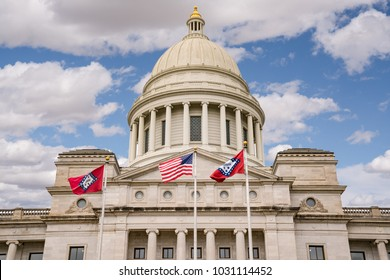 Arkansas Capitol Building in Little Rock, AR
