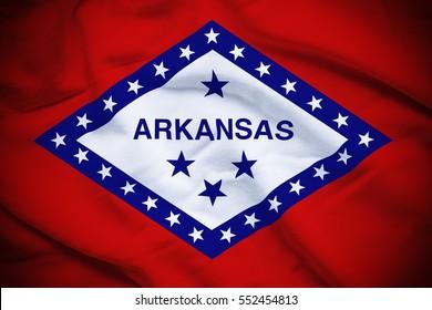 Arkansas Flag