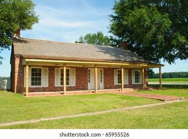 Arkansas Post National Memorial buildings