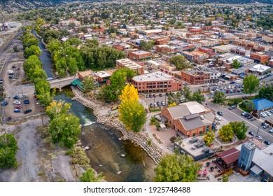 Arkansas Whitewater Recreation Area in Salida, Colorado
