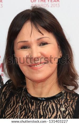 Arlene Phillips Arrives Tesco Mum Opt Stock Photo Edit Now