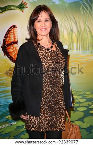 Arlene Phillips Arriving Cirque Du Soleil Stock Photo Edit Now