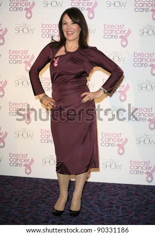 Arlene Phillips Attending 2011 Breast Cancer Stock Photo Edit Now