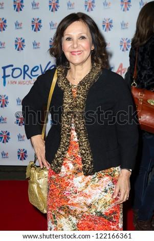 Arlene Phillips Viva Forever Press Night Stock Photo Edit Now