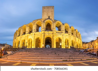 Arles Amphitheatre, France