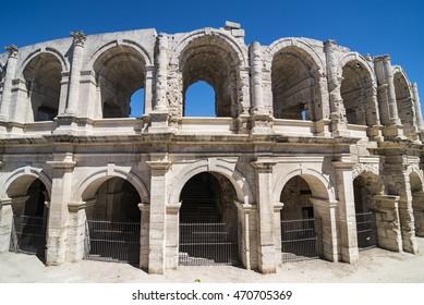 Arles Arena ( France )