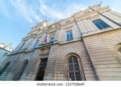 Arles town hall on Place de la Rpublique (Republic Square), Arles , France