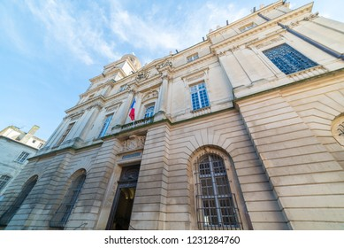 Arles town hall on Place de la Rpublique (Republic Square), Arles , France
