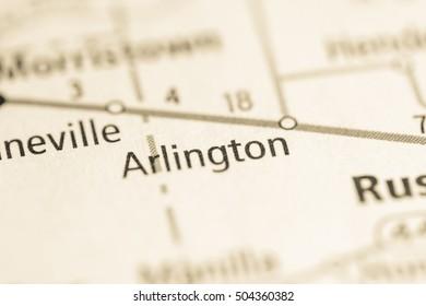 Arlington. Indiana. USA
