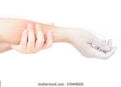 arm bones injury