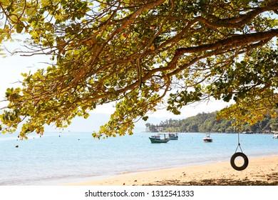 Armacao beach, Ilhabela, Brazil