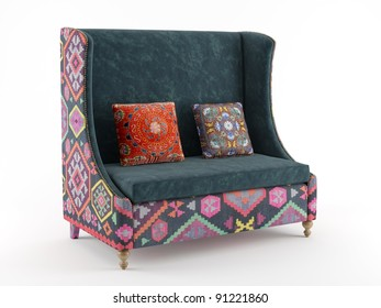 Armchair 2-seat