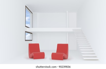 armchairs penthouse