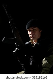 Armed Commando
