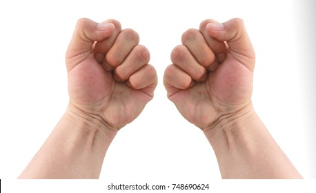Arms and hands, fist, fist 2