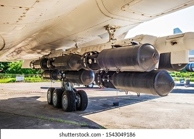 Arms and Military Equipment bombs for aircraft. long-range strategic and maritime strike bomber.