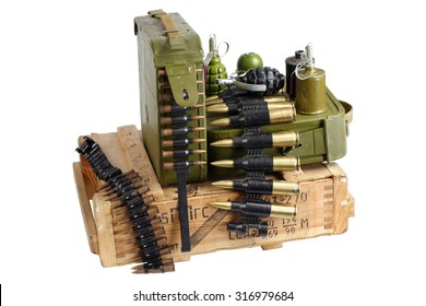 Ammunition Box Images, Stock Photos & Vectors | Shutterstock