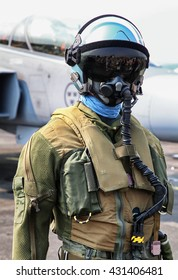 Army plane pilot. Aviator