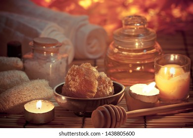 Aroma accessories for spa treatments