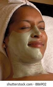Aroma Spa Facial Mask