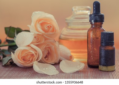 Aromatherapy herbal medicine with dropper-Filtered Image