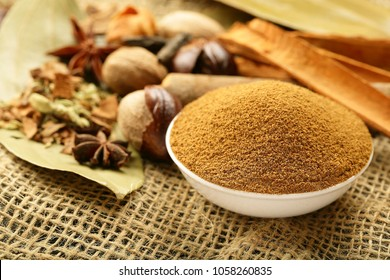 Aromatherapy- organic fresh ground Indian spices powder.