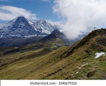 around Bernese Oberland