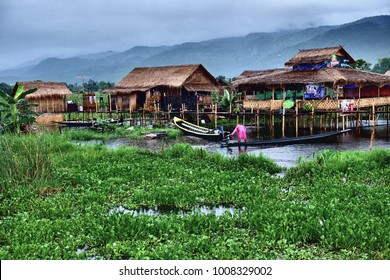 Around Inle Lake, Myanmar