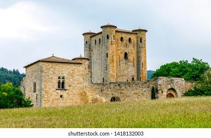 Arques Castle, Languedoc Roussillon, France